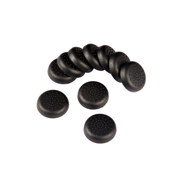 Under Control set van 10 thumbgrips voor PS4 / PS3 / Xbox One / Xbox 360 - Zwart