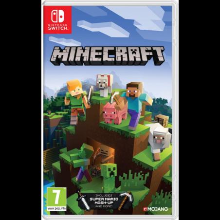 Minecraft - Nintendo Switch Game