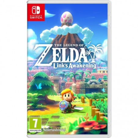 The Legend of Zelda Links Awakening - Nintendo Switch Game