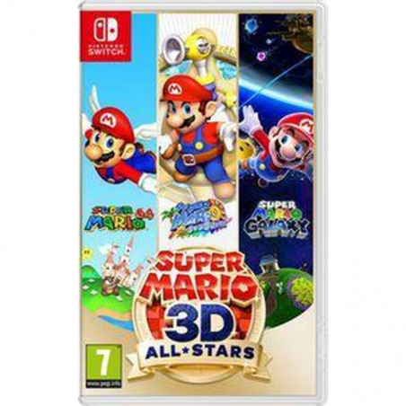 Super Mario 3D All Stars - Nintendo Switch Game