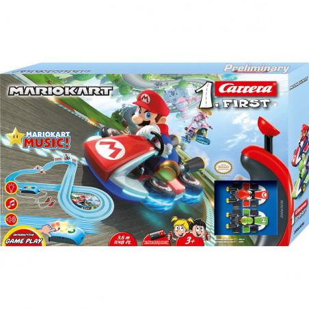 Carrera Mario Kart Royal Raceway 3.5M racebaan
