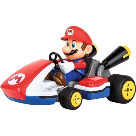 Carrera Mario Kart RC auto met geluid