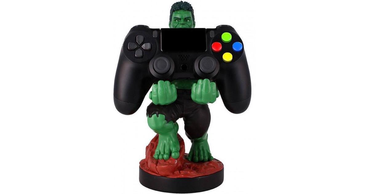 Cable Guy - The Hulk telefoonhouder - game controller stand met usb oplaadkabel