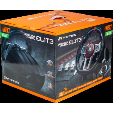 Suzuka ELITE NEXT race stuur - Xbox series X - PS4 - Xboxone - Switch en PC