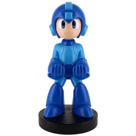 Cable Guy Mega Man telefoon en game controller houder met usb oplaadkabel