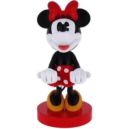 Cable Guy Minnie Mouse telefoon en game controller houder met usb oplaadkabel