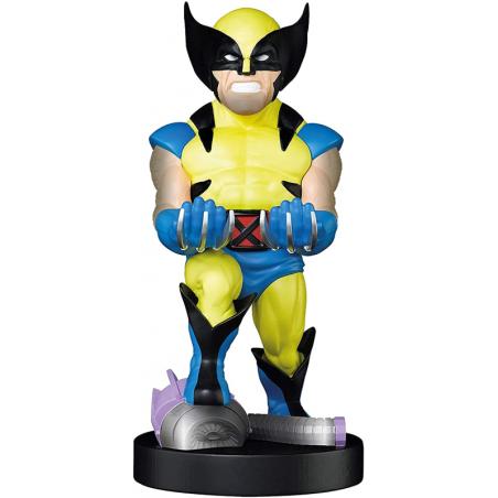 Cable Guy Wolverine telefoon en game controller houder met usb oplaadkabel