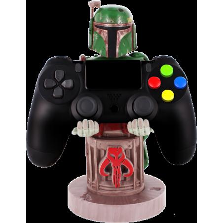 Cable Guy Boba Fett (Star Wars) telefoon en game controller houder met usb oplaadkabel