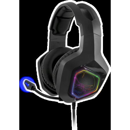 Elite H50 RGB Gaming Headset voor PS5 Xbox Series X/S PC en Nintendo Switch