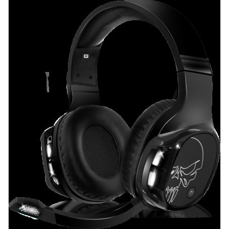 XPERT-H1100 draadloze Gaming Headset PS4 PS3 Xbox One PC MAC en Nintendo Switch