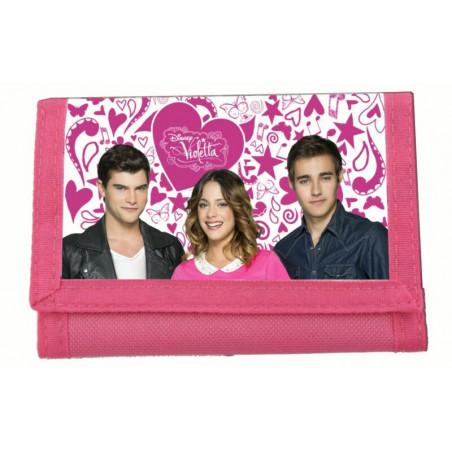 Violetta Pop Love portemonnee
