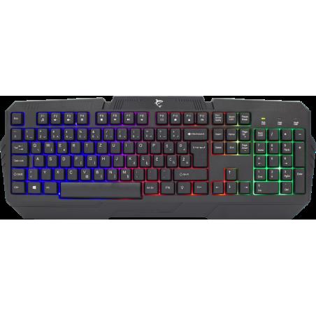 White Shark Dakota gaming keyboard met verlichting - US layout