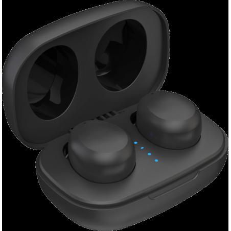 Sbox bluetooth in-ear oortjes zwart
