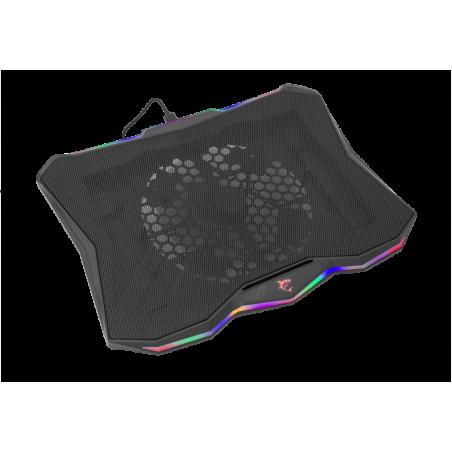 White Shark GCP-03 GLACIER Laptop cooler voor 17.3 inch laptops