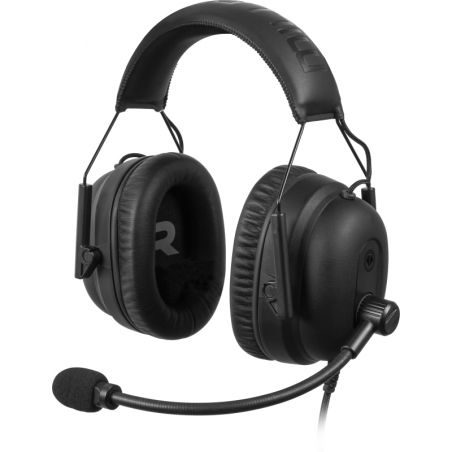 Millenium MGG MH3 Pilot 7.1 Surround sound Gaming Headset voor PS4, PS5, Xbox One, PC en Switch