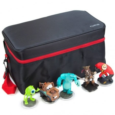 Character Figure Storage Bag