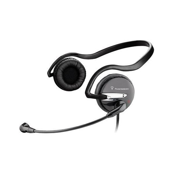 Plantronics Audio 345 Headset - Zwart
