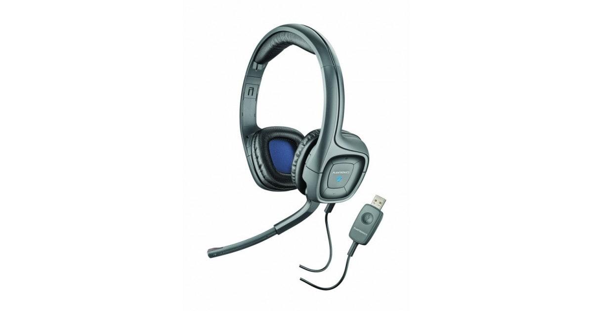 Plantronics Audio 655 DSP Headset