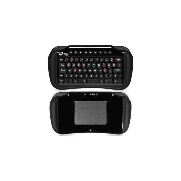 Wireless Multimedia Micro-Keyboard QuarkRF