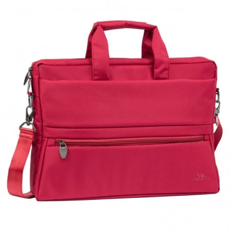 RivaCase red Laptop bag 15,6""