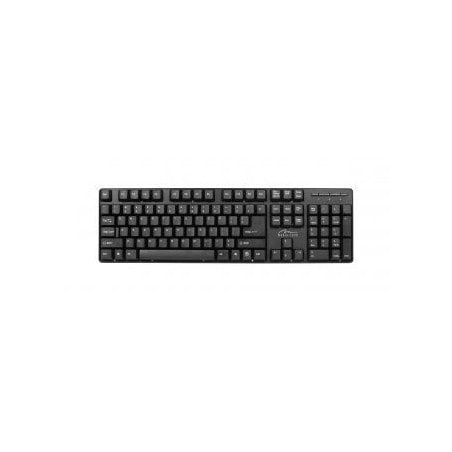 Media-Tech Standaard keyboard PS/2 US-Layout
