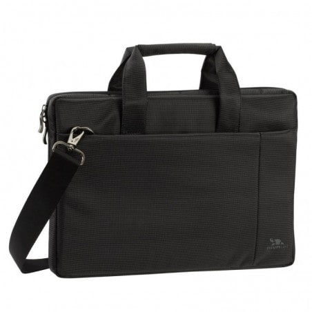 RivaCase 8221 black Laptop bag 13,3