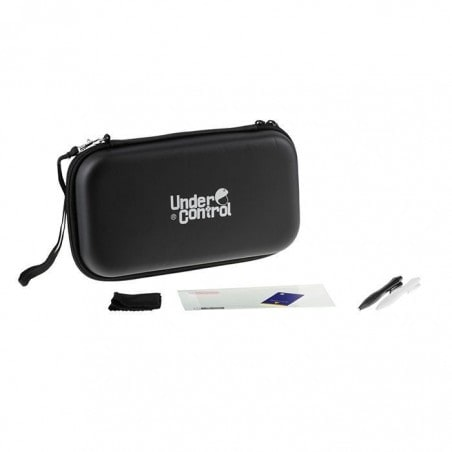 Under Control Kit for Wii U Pad (hard bag, protective film, stylus)