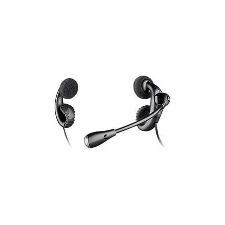 Plantronics PC Audio 450 Stereo Headset met microfoon - Zwart