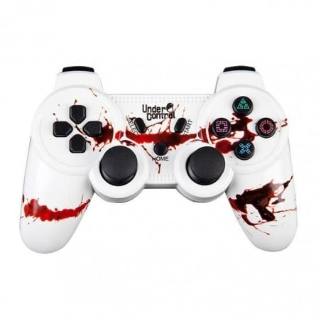 Under Control Bluetooth PS3 Controller - Zombie