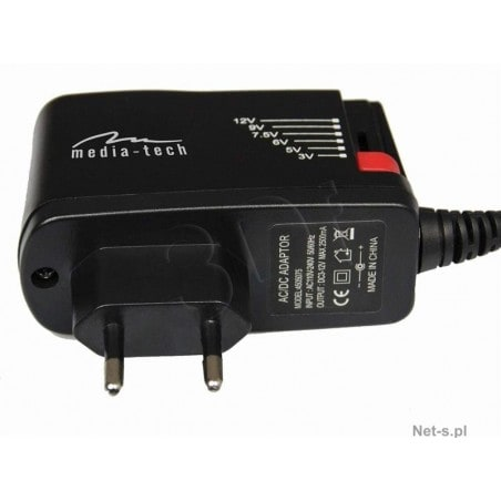 Media-Tech Tablet Universal Power Adaptor