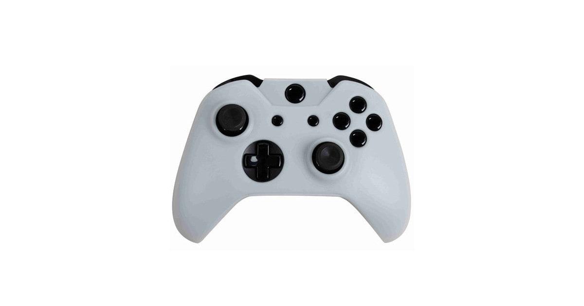 ORB Xbox One Controller Silicon Skin - White