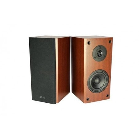 Media-Tech Audience HQ Stereo Speaker 40 watt- Brown