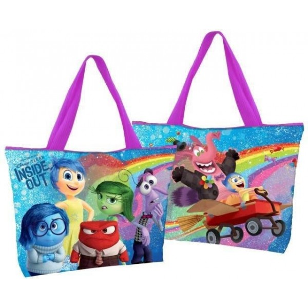 Inside Out Strandtas