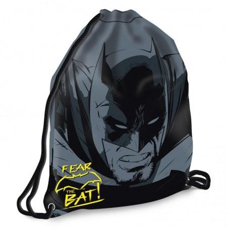 Batman Trekkoord Tas Zwart
