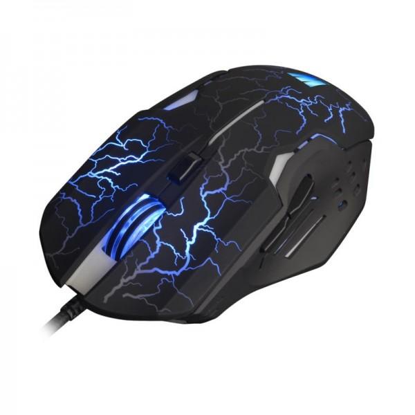 WASDkeys M200 Ergonomische Gaming Laser Mouse