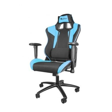 Genesis SX77 Gaming Stoel - Zwart-Blauw