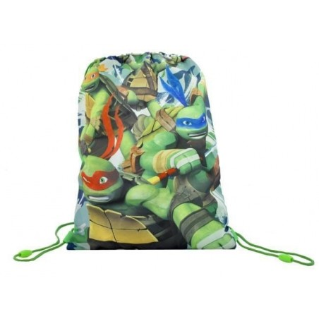 Ninja Turtles Mimetic Power Trekkoordtas 39 cm hoog