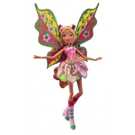 Winx Club Believix Refresh - Pop - Flora - 28 cm