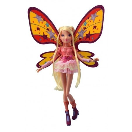 Winx Club Believix Refresh - Pop - Stella - 28 cm