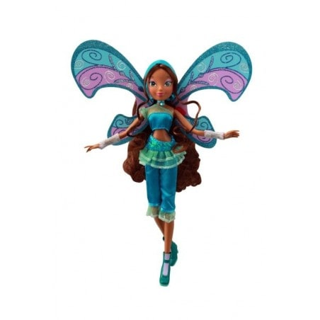 Winx Club Believix Refresh - Pop - Layla - 28 cm