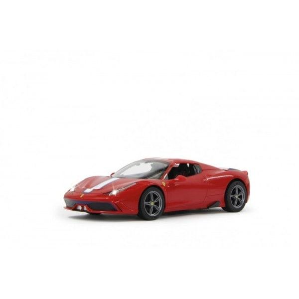 Jamara RC Ferrari 458 Speciale A Cabrio Schaal 1:14 met inklapbaar dak Rood