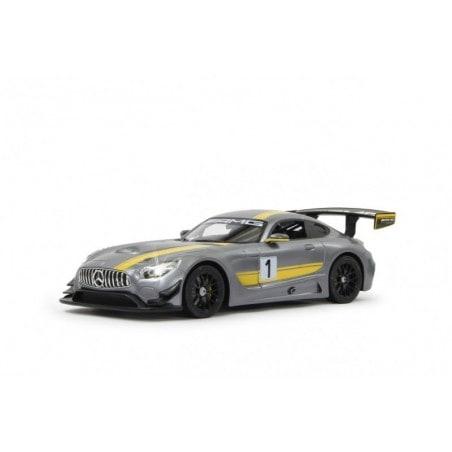 Jamara RC Mercedes AMG GT3 Performance Schaal 1:14 27MHz Grijs
