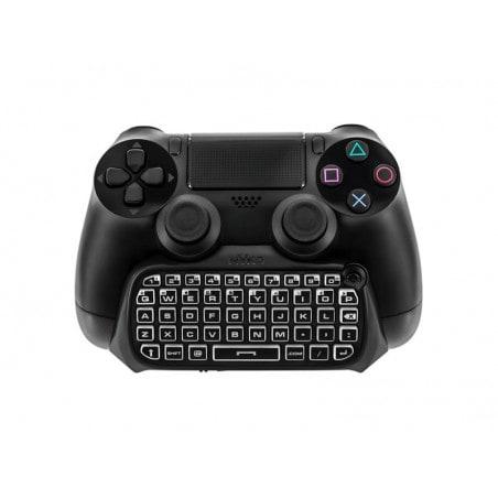 Nyko - Playstation 4 Controller Toetsenbord - QWERTY - Met kleine joystick