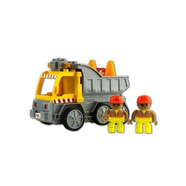 Kidblocks Bouwset - Constructie - Kiepwagen