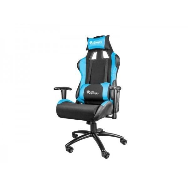 Genesis Nitro550 - Gaming Stoel - Zwart en Blauw