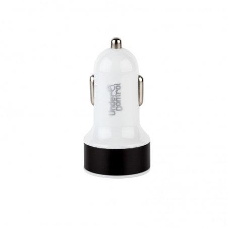 Under Control - Universele USB Autolader 3.4A - Met 2 aansluitingen