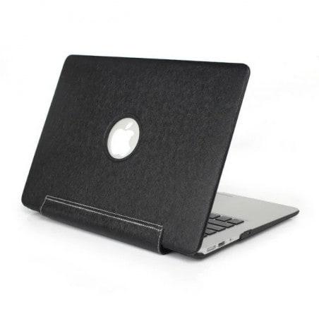 Tuff-Luv Slim Skin Shell Case - Voor de Apple Macbook Air 11.6 Inch - Zwart