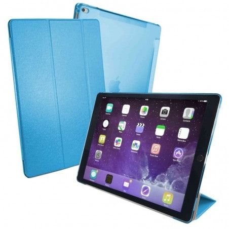 Tuff-Luv Smart Cover / Stand - Ultra sterke shell beschermhoes - Voor de iPad Pro 12.9 Inch - Met sl