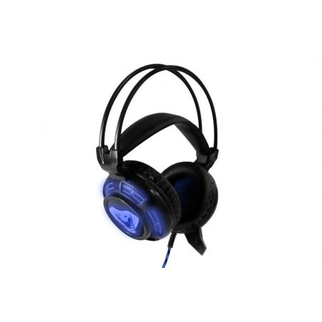 Cobra Pro Hammer – Gaming headset met achtergrondverlichting - Zwart