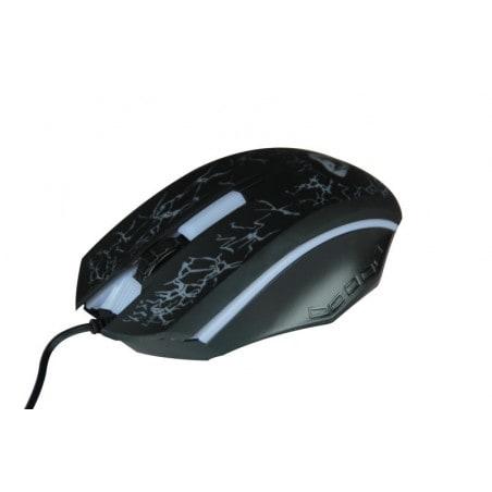 Cobra Pro X-LIGHT – Optische Gaming muis - Zwart